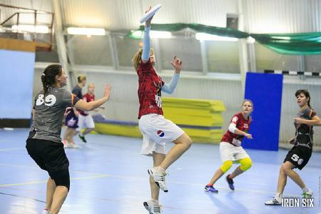 Светлана Паскевич на турнире Женская лига | IRONSIX | ЦР-1