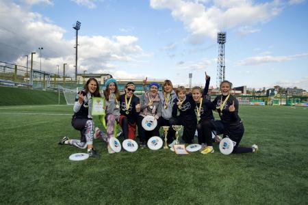 Светлана Паскевич на турнире Кубок Столетовых 2014