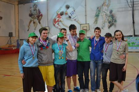 Светлана Паскевич на турнире Весеннее обострение 2013