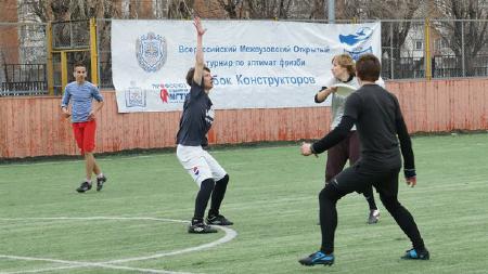 Светлана Паскевич на турнире Кубок Конструкторов 2013