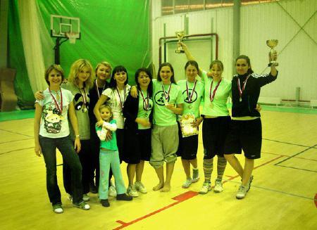 Светлана Паскевич на турнире Конституционный слет 2011