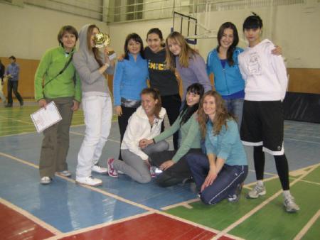 Светлана Паскевич на турнире Конституционный слет 2009