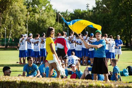 Андрей Чулий на турнире EYU Cup 2017