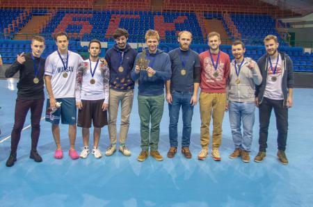 Андрей Чулий на турнире Winter Brest 2019