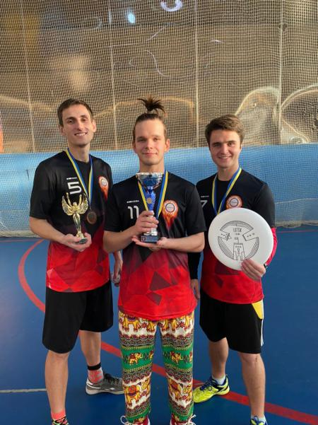 Андрей Чулий на турнире Lubart Ultimate Cup 2020