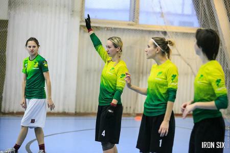 Ксения Шевнина на турнире Женская лига | IRONSIX | ЦР-1