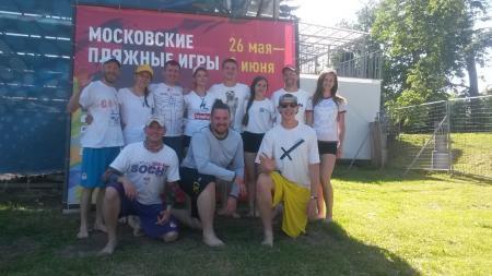 Сергей Калеников на турнире ОЧМ 2018