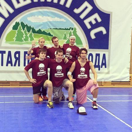 Сабина Сильчонок на турнире Каска 2014