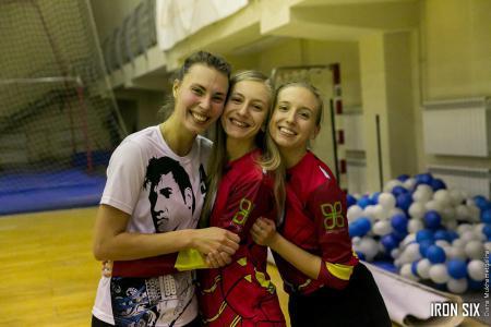 Сабина Сильчонок на турнире IRONSIX 16/17 Финалы