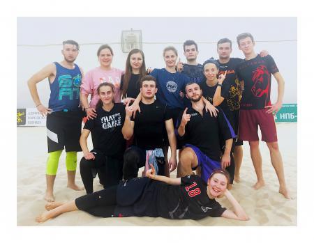 Сабина Сильчонок на турнире Cobra Christmas Cup 2019