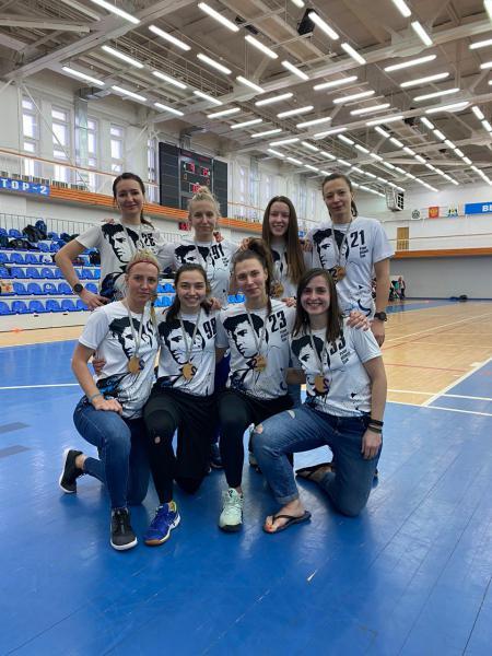 Сабина Сильчонок на турнире Лорд Новгород 2020