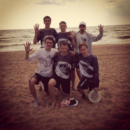Никита Зетилов на турнире Вызов Питера 2015