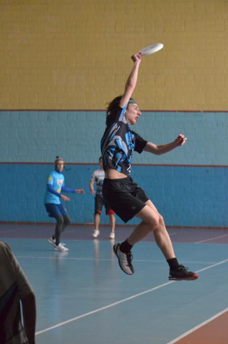 Никита Зетилов на турнире Фактор Ф 2015