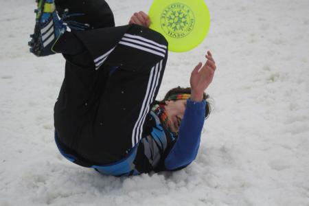 Никита Зетилов на турнире По уши в снегу #2