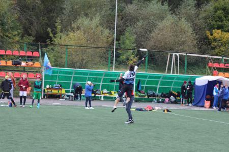 Никита Зетилов на турнире Кубок Столетовых 2016