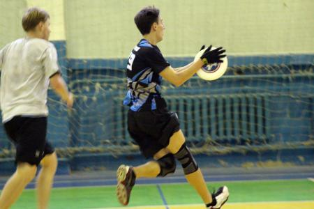 Никита Зетилов на турнире 9-й Кубок ВоГУ
