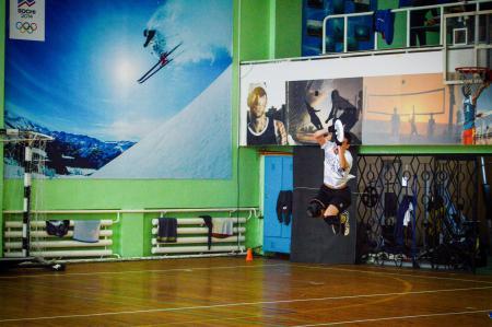 Никита Зетилов на турнире Кубок Владимира 2017