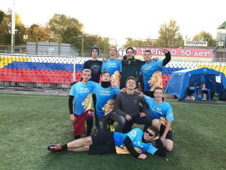 Никита Зетилов на турнире Кубок Столетовых 2017