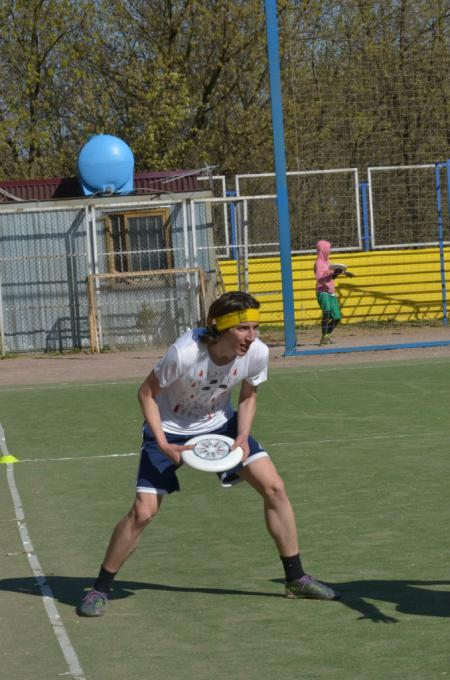 Никита Зетилов на турнире Кубок Конструкторов 2014