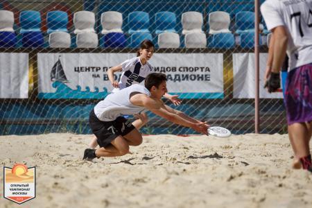 Никита Зетилов на турнире ОЧМ 2018