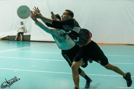 Никита Зетилов на турнире ЗаПуск 2019