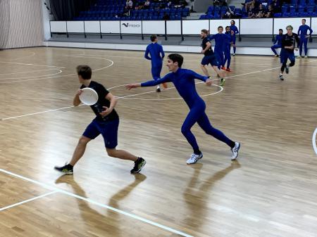 Никита Зетилов на турнире Force Fyris 2019