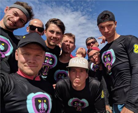 Павел Кислицын на турнире Вызов Питера 2018 ПЧР