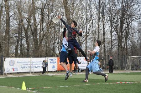 Николай Бабенков на турнире Кубок Конструкторов 2015