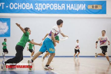 Николай Бабенков на турнире Лорд Новгород 2013