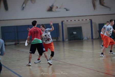Николай Бабенков на турнире Запуск 2014