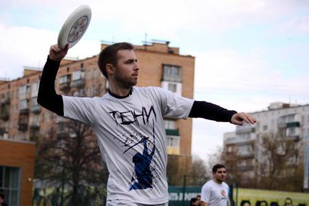 Артем Давыдов на турнире Кубок Конструкторов 2018