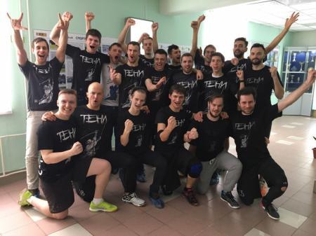 Артем Давыдов на турнире Лорд Новгород 2018