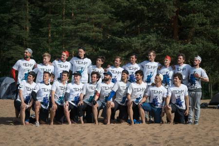 Артем Давыдов на турнире Вызов Питера 2018 ПЧР