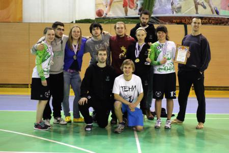 Павел Дмитриев на турнире Летящий SpiNN 2015