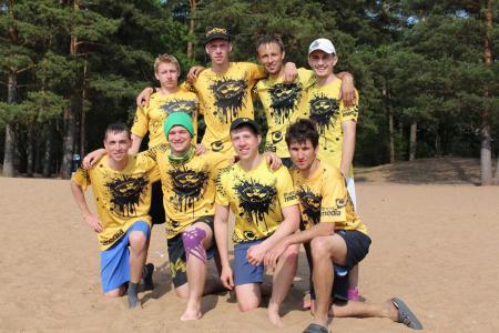 Павел Дмитриев на турнире Вызов Питера 2015