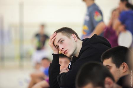 Юрий Мингалимов на турнире ОАЗИС #14