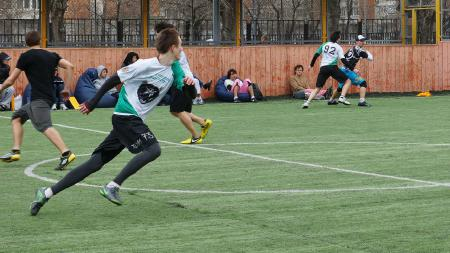 Юрий Мингалимов на турнире Кубок Конструкторов 2013