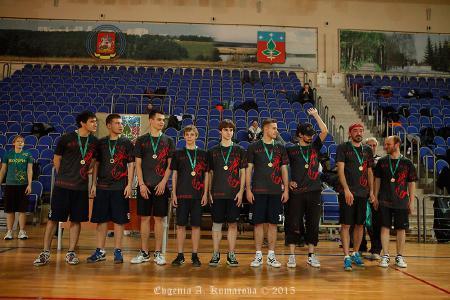 Сергей Закладной на турнире Весеннее обострение 2015