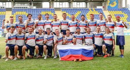 Сергей Закладной на турнире EUC 2019