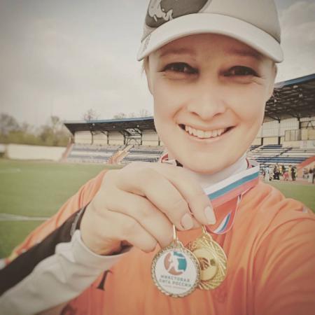 Екатерина Барабанова на турнире 1 этап МЛР 2016