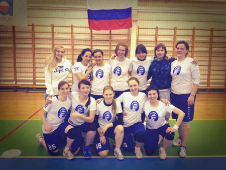 Екатерина Барабанова на турнире Лорд Новгород 2013