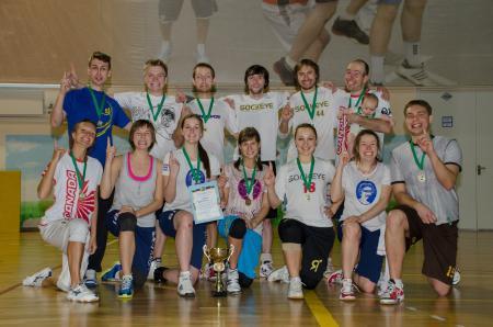 Екатерина Барабанова на турнире Кубок Дубны 2013