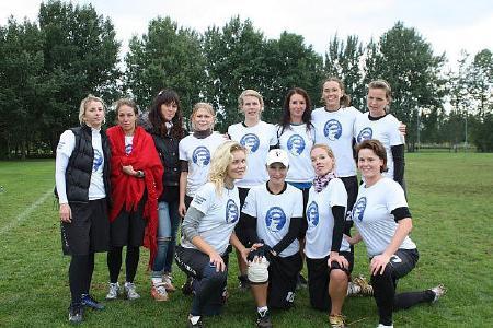 Екатерина Барабанова на турнире 2й этап Финской Лиги 2011