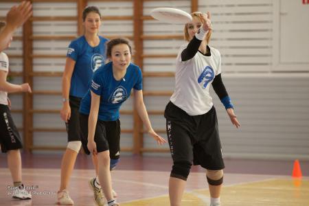 Екатерина Барабанова на турнире Лорд Новгород 2011