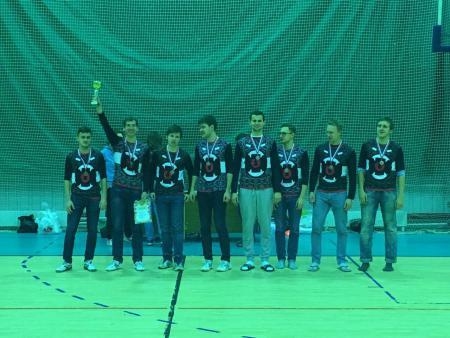 Илья Кытманов на турнире Конституционный слет 2016