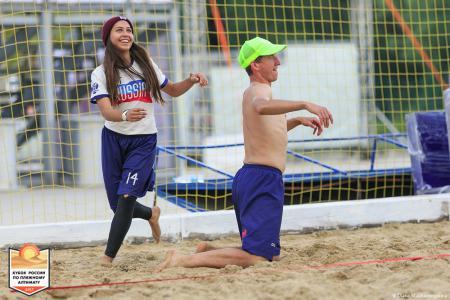 Илья Кытманов на турнире Кубок России 2017