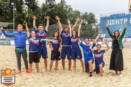 Илья Кытманов на турнире Открытый Чемпионат Москвы 2017