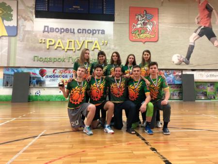 Илья Кытманов на турнире Кубок Дубны 2019