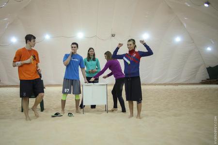 Данила Петров на турнире ОАЗИС #14