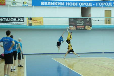 Данила Петров на турнире Лорд Новгород 2014